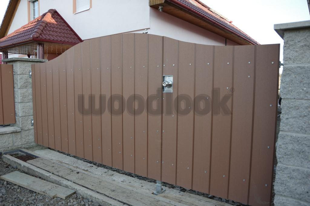 Ploty a z bradlia woodlook - Paneles de madera para exterior ...